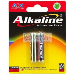 ABC Battery Alkaline AAA