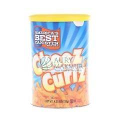 AMERICA BC CHEEZ CURLS 120grr