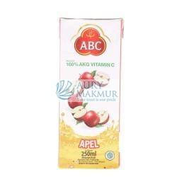 ABC JUICE APPLE 250ml