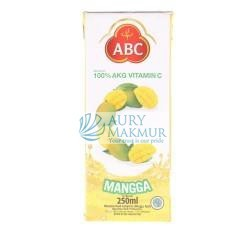 ABC JUICE MANGGA 250ml