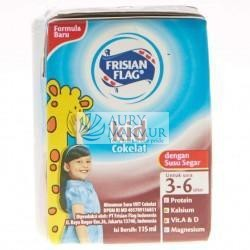 FRISIAN FLAG UHT KID STRAWBERRY 115ml