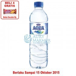 AQUA Bottle 1500ml (contains 5)