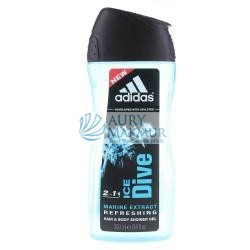 ADIDAS 2IN1 SHOWER ICE DIVE 250ml