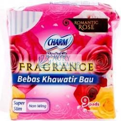 CHARM Body Fit FRAGRANCE ROMANTIC ROSE...