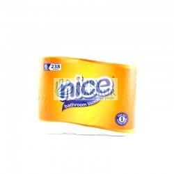 NICE Bathroom Tissue 6 ROLL 238S