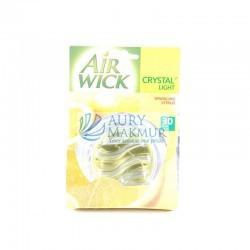 AIR WICK CRYSTAL LIGHT SPARKLING CITRUS...