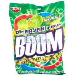BOOM Detergent JERUK NIPIS 400gr