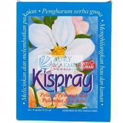 KISPRAY BLUIS 4X24ml