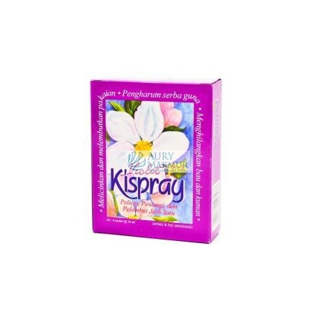 KISPRAY VIOLET 4x24ml
