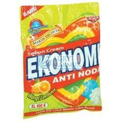EKONOMI Cream Detergent LEMON 560gr