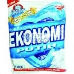 EKONOMI Cream Detergent White 260gr