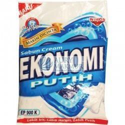 EKONOMI Cream Detergent White 690gr