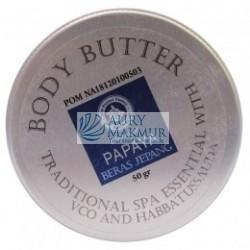 BALI ALUS Body Butter PAPAYA BERAS JEPANG 50gr
