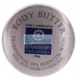 BALI ALUS Body Butter STRWBERRY Milk DOMBA...