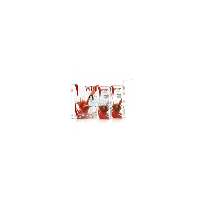 WRP DIET TO GO CHOCOLATE 2X200ml