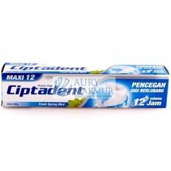 CIPTADENT Toothpaste FRESH MINT 190gr