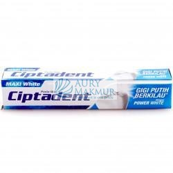 CIPTADENT Toothpaste SHINY White 65gr