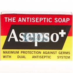 ASEPSO Soap Bar ANTISEPTIC 80gr