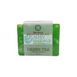 BALI ALUS NATURAL Soap Bar GREEN TEA 110gr