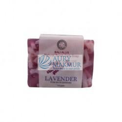 BALI ALUS NATURAL Soap Bar LAVENDER 110gr