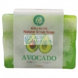 BALI ALUS Soap Bar AVOCADO 110gr
