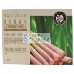 BALI ALUS Soap Bar BERAS LEMONGRASS 110gr