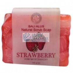 BALI ALUS Soap Bar STRAWBERRY 110gr