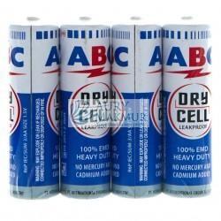ABC Battery R-6 BLUE 4 S