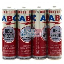 ABC Battery R-6 SUPER POWER