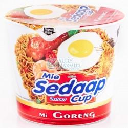 MIE SEDAP CUP GORENG Instant Noodles 75gr