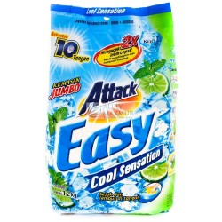 ATTACK Powder Detergent 1200gr