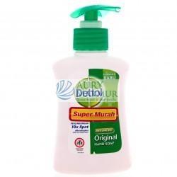 DETTOL Handwash Soap SKINCARE Pouch 200ml