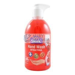 SLEEK Handwash Wash ANTIBACTERIAL LEMON 400ml