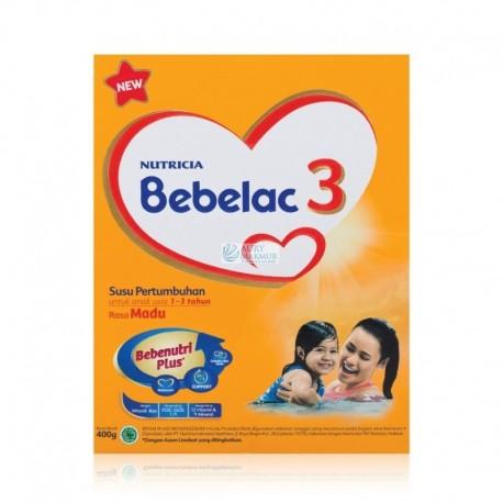 BEBELAC Milk Powder 3 HONEY 200gr