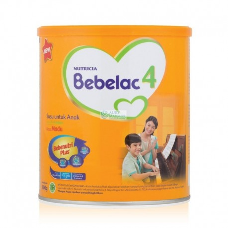 BEBELAC Milk Powder 4 HONEY 400gr