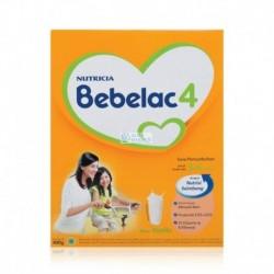 BEBELAC Milk Powder 4 VANILLA 400gr