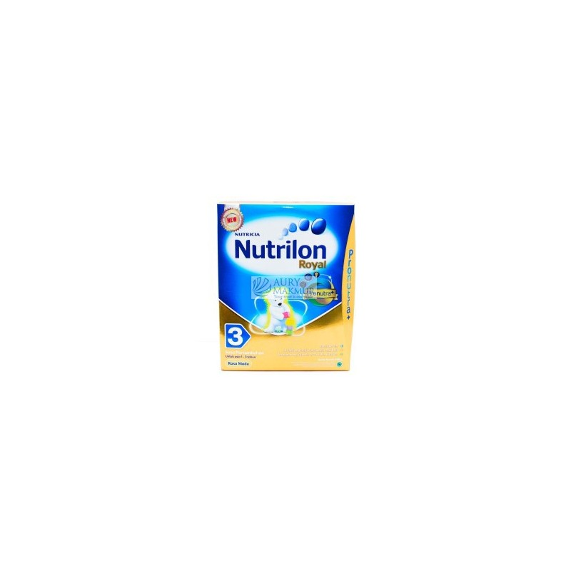 NUTRILON Milk Powder ROYAL 3 PRONUTRA HONEY 400gr