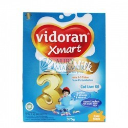 VIDORAN Milk Powder XMART HONEY 3 375gr