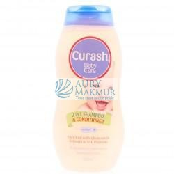 CURASH 2IN1 ShampooANDCOND 200ml