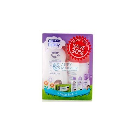 CUSSONS Baby VALUE Pack PURPLE