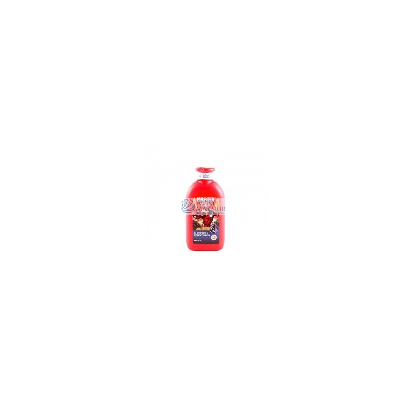 MASTER KIDS Shampoo AND CON BEN10 150ml