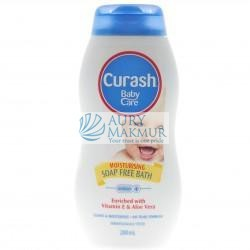 CURASH MOIS Soap FREE BATH200ml