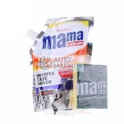 MAMA LEMON Dishwashing Liquid STAIN POWER Pouch 500gr