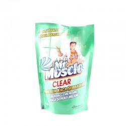 MR MUSCLE Glass Cleaner SERBAGUNA APPLE...