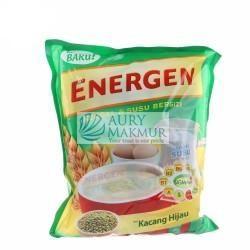 ENERGEN NUT GREEN BUNGKUS 20x30grr