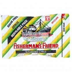 FISHERMANs SUGAR FREE CITRUS 25gr
