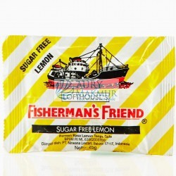 FISHERMANs SUGAR FREE LEMON 25gr