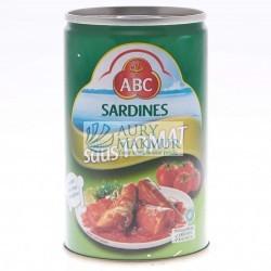ABC SARDINES SAUS TOMAT 155gr