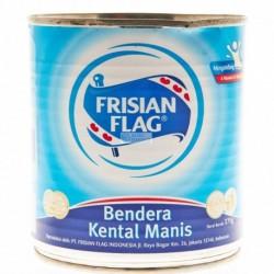 BENDERA Condensed Milk Can 375gr