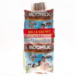 INDOMilk Condensed Milk CHOCOLATE 6X40grr